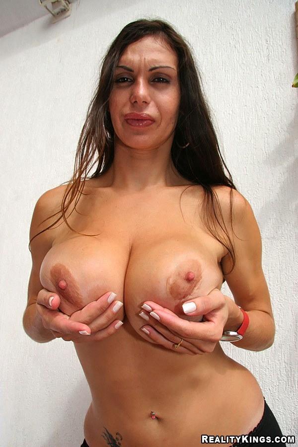 titted Transsexual fat