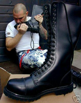 boots Gay skinhead