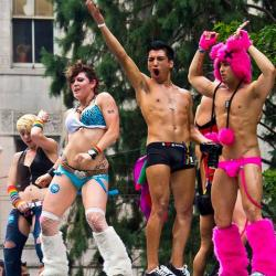 pictures Seattle gay pride