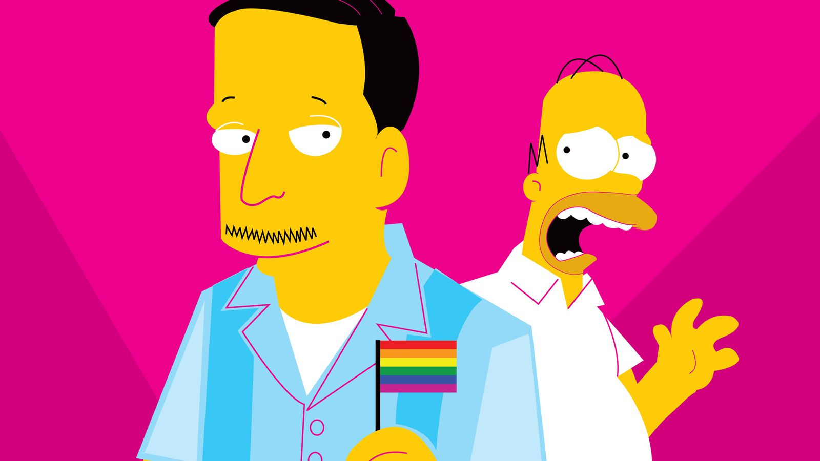 simpsons I the was gay so