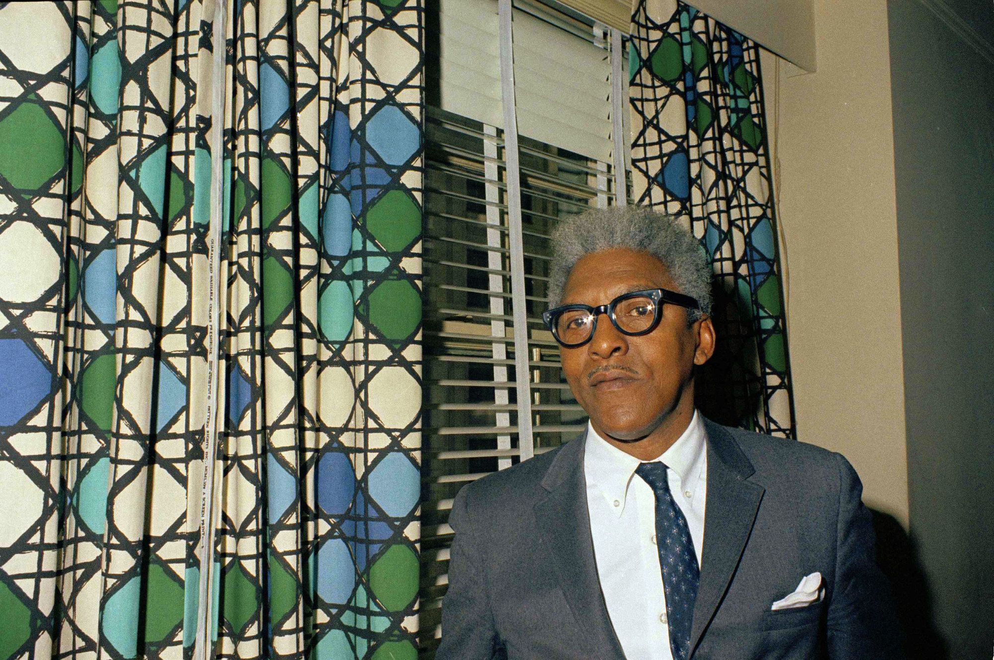 rights gay Bayard rustin