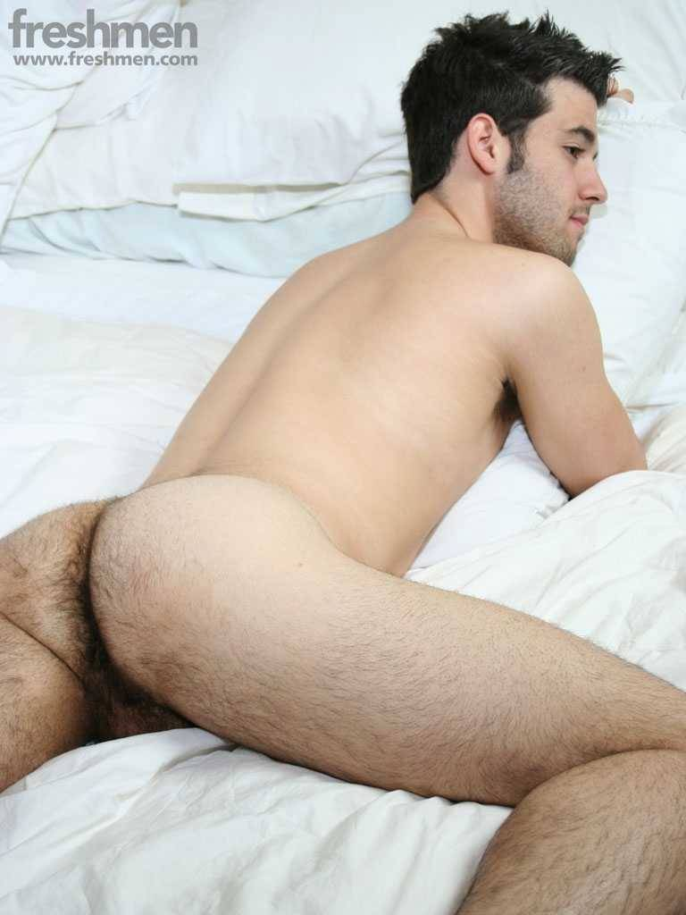 handsome hairy Ass naked gay
