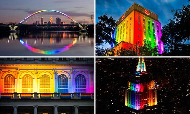 Gay rainbow colors images