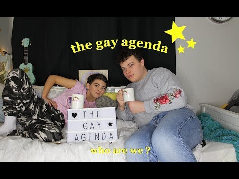 gay agenda video The