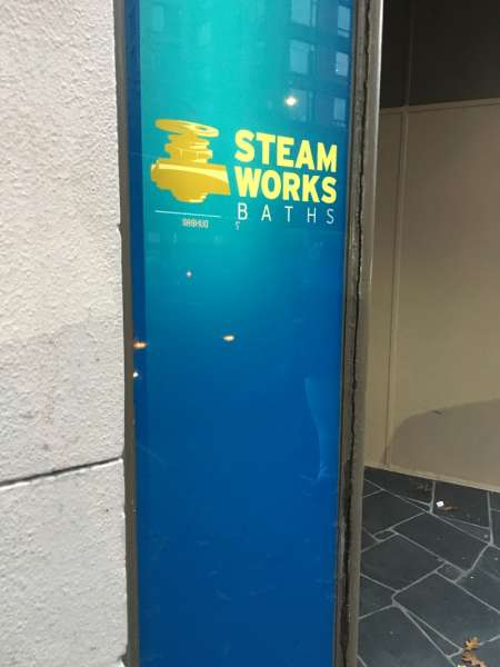 Friction mens gay steam bath vancouver