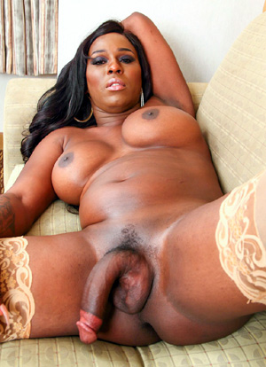tranny pictures black Free