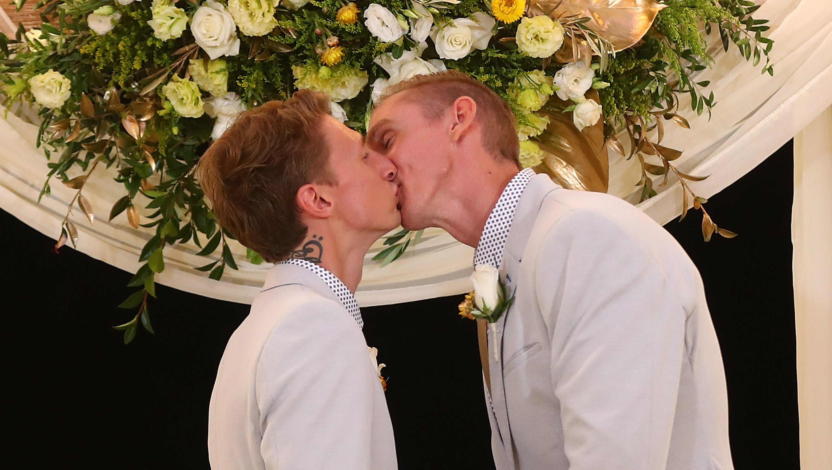 Gay and lesbian rights to marry
