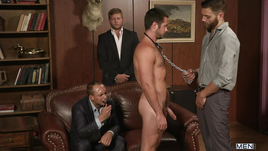 Porn muscle men Gay mail orgy