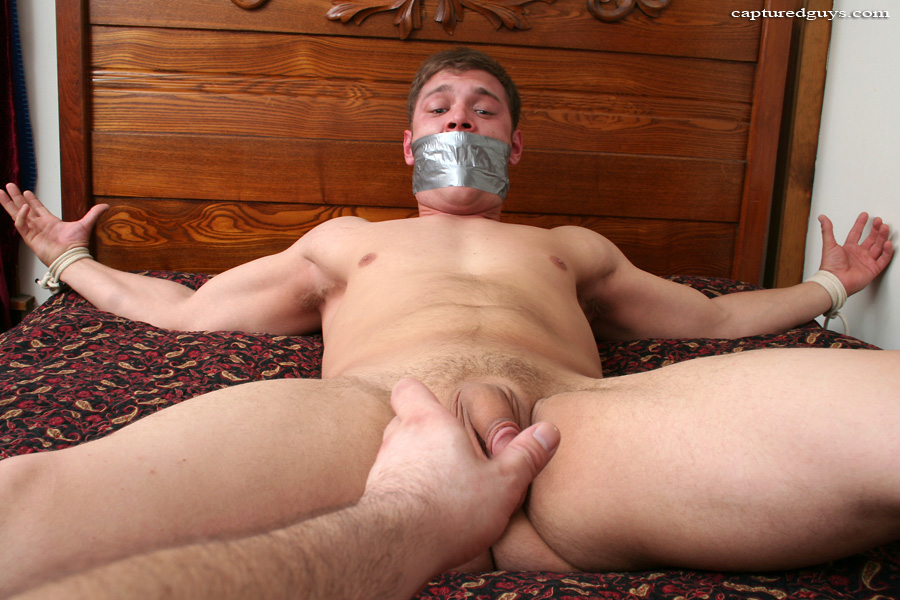 videos and men Gay bound gagged