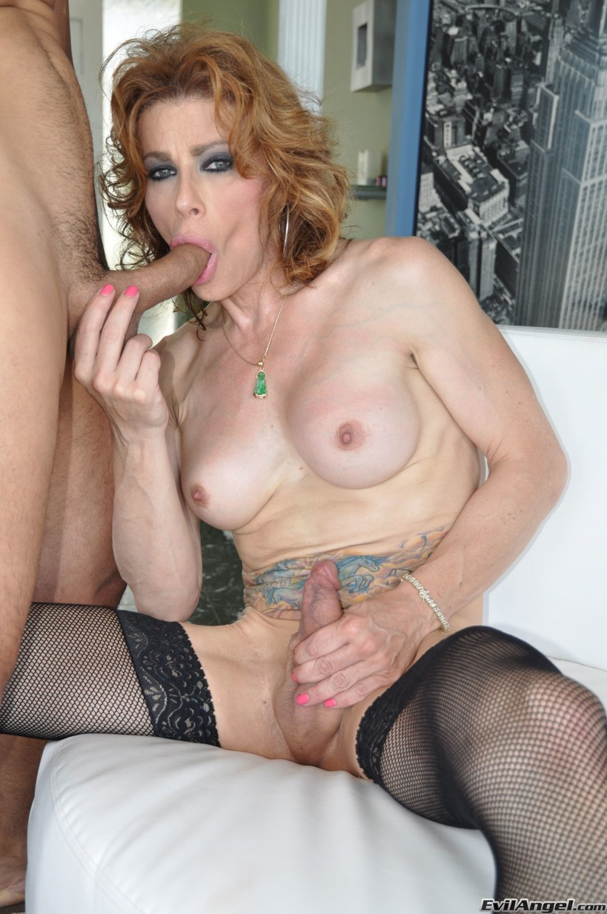 and men Naked transsexual women