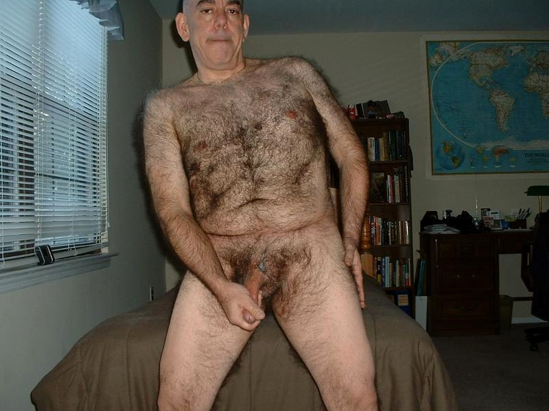 man gay Older hairy