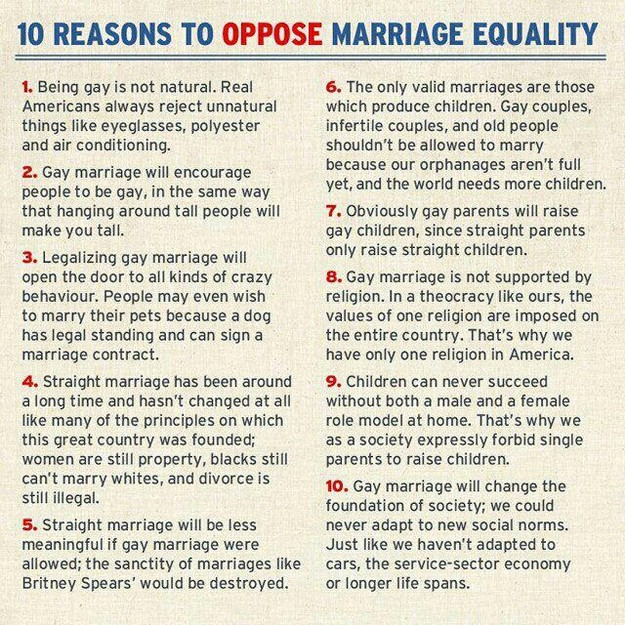 oppose gay that marriage States